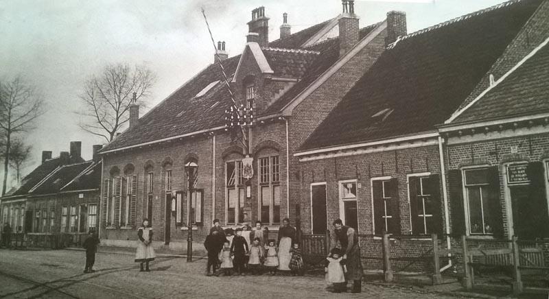 18Oostburg, postkantoor